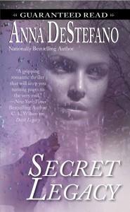 Secret Legacy front cover