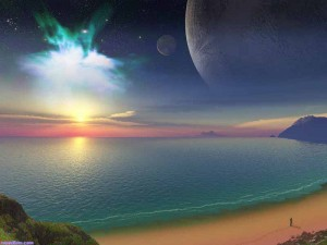 fantasy shore