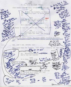 rewriting mess