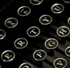type keys