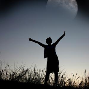 dreams silhouette