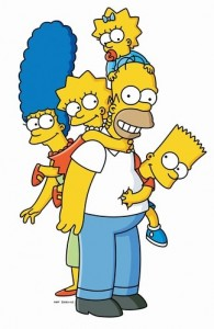 characters simpsons