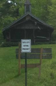 Tate City Voting Precinct