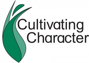 Cultivating Character Logo