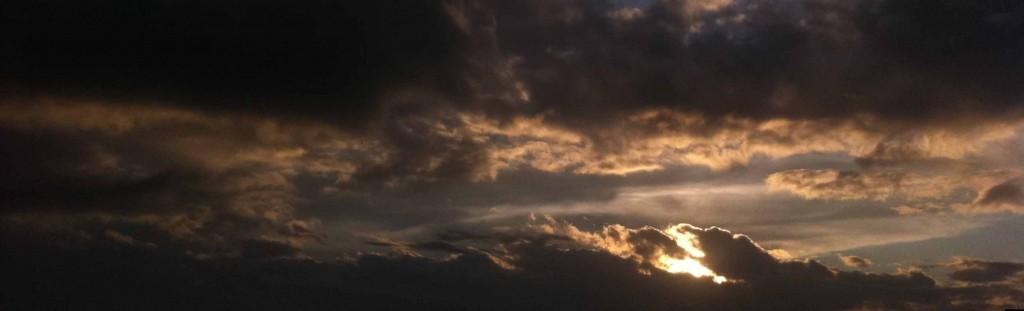 clouds sun fantasy pic