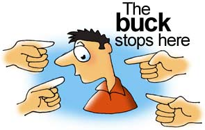 buck stops here color