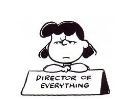 buck stops here lucy director of everything