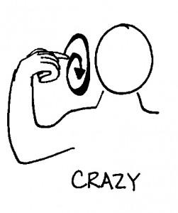 crazy sketch