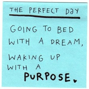dream purpose