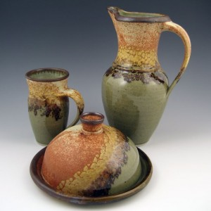 HF Pottery Canyon Pottery just bought tumbler