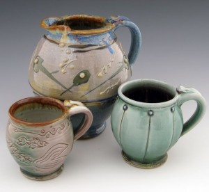 HF Pottery David Morgan want