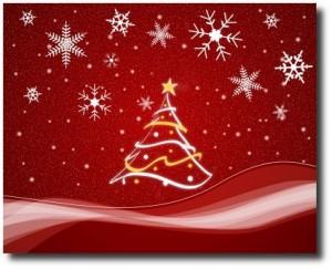hope christmas tree
