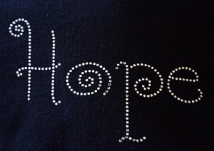 hope rhinestones