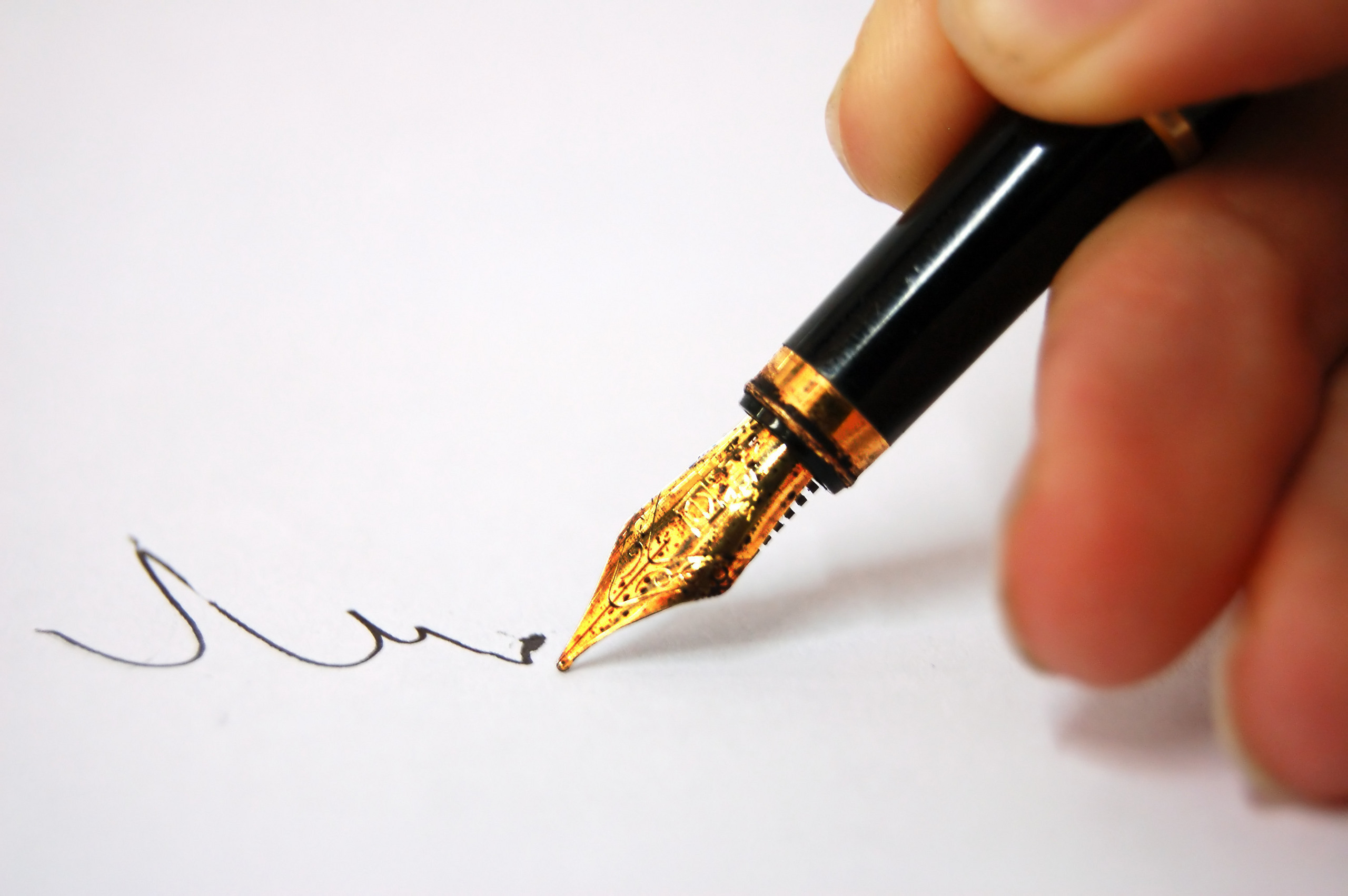 Handwriting Analysis Signature: How to Make a Good Signature