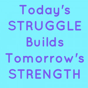 Quote TomorrowStrength