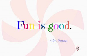 Dr Suess Fun is Good wm