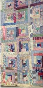 Blog tour giveaway Quilt-Log-Cabin